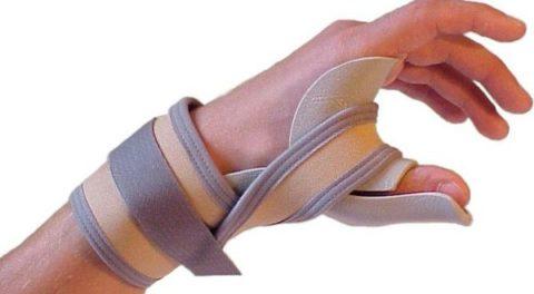 Особенности выбора и ношения ортеза для максимальной фиксации сломанного пальца руки