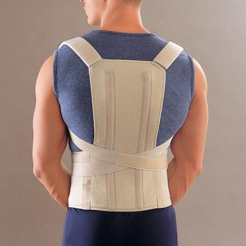 Разновидности поясов для спины при компрессионных повреждениях позвоночных фрагментов