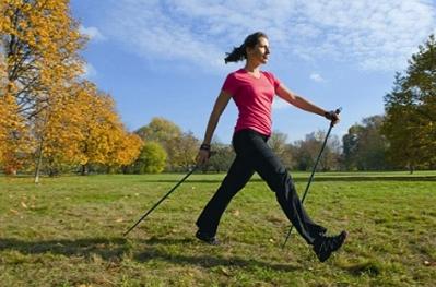 Дозированная ходьба – 2 р. в неделю