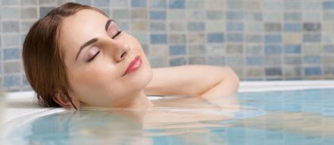 Полная солевая ванна повышает иммунную сопротивляемость организма