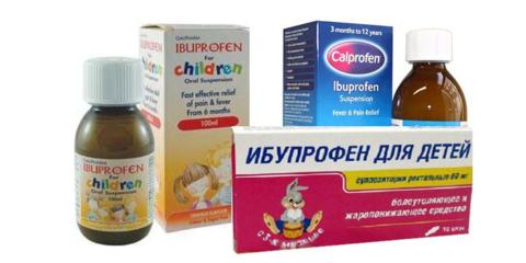 Обезболить перелом у детей помогут сиропы и жевательные таблетки