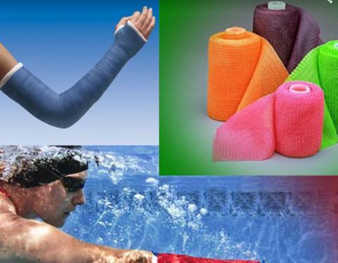 Лучшая форма ЛФК для восстановления функций сломанной руки – плавание