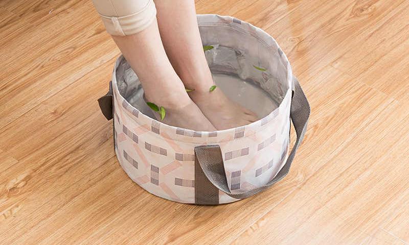 Ванночки после перелома лодыжки не ускоряют процесс восстановления, но приносят облегчение сломанной ноге
