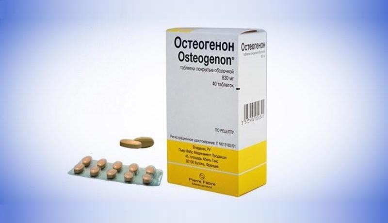 Остеогенон положительно влияет на костную ткань, ослабленную остеопорозом
